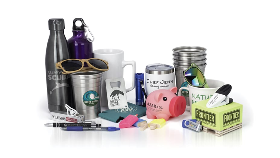 Customized promotional products