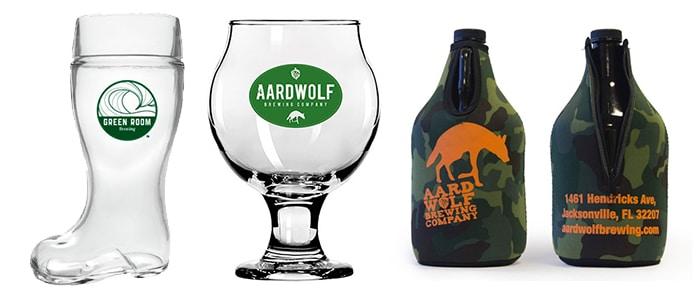 Jacksonville Custom Beer Labels - Keg Wraps - Keg Collars